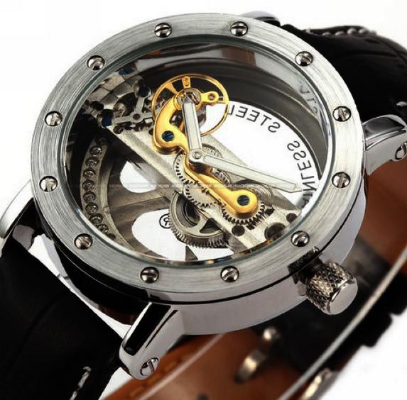 d23cbfe1135a Extravagantne hodinky Lunar - 2 farby